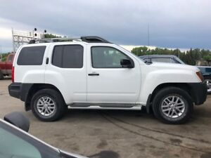 2014 Nissan Xterra 4X4 PRICE REDUCED!