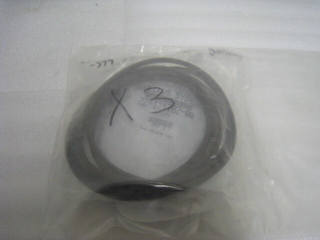 8 New Novellus 22-121782-00, Viton Oring Chamber To Dlcm, 200 Mm 337v75, 2-377