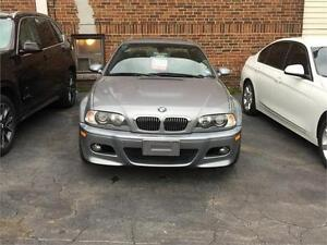 2003 BMW 3 Series M3 SMG AUTO CERTIFIED