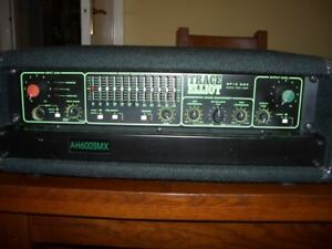TRACE ELLIOT AH600SMX (GP12 SMX BASS PRE-AMP)