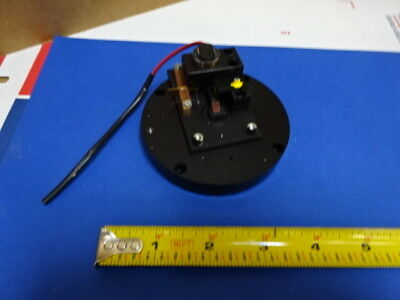 Microscope Part Optical Assembly For Reichert Austria Polyvar As Is 66-a-06