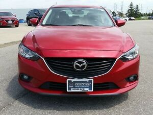 [CPO] 2014 Mazda MAZDA6 GT, Tech Pkg, Leather, LOADED! Oakville / Halton Region Toronto (GTA) image 8