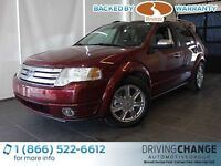 2008 Ford TAURUS X Limited-AWD-Moon Roof-Rear Seat DVD Player-Ba