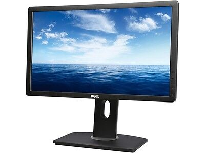 "شاشة ليد  Dell P2012H Black 20"" 5ms Widescreen LED Backlight LCD Monitor"