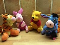 Pooh Bear McDonalds Toys