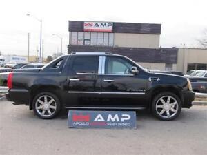 2008 Cadillac Escalade AWD 6.2L CHROME CAMERA NAVI HEATED SEATS!