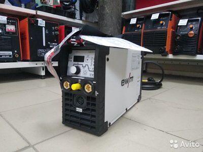 Neu Picotig 200 Puls EWM mit Zubehör WIG Schweißgerät