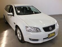 2011 Holden Commodore VE II Omega White 6 Speed Automatic Sportswagon Westdale Tamworth City Preview