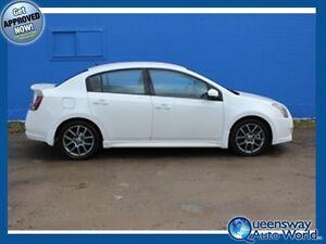 2010 Nissan Sentra SE-R Spec V (REDUCED)