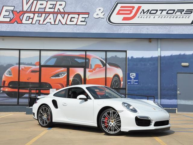 Image 1 of Porsche: 911 Turbo White