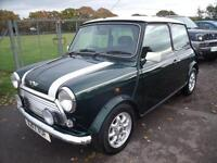 ROVER MINI COOPER I - 14,000 MILES ONLY, Green, Manual, Petrol, 2001