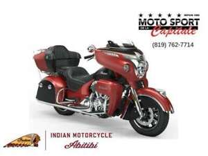 2019 Indian Motorcycles Roadmaster Icon