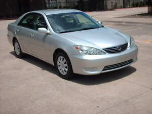 2005 Toyota Camry LE Sedan in great condition!