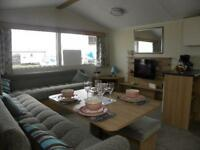 Pre owned DG & CH static caravan between Scarborough and Filey