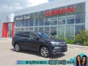 2016 Honda Pilot Touring *LOADED WITH OPTIONS* Accident Free