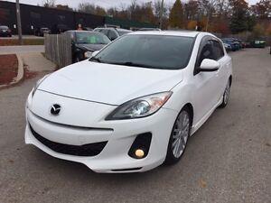 2013 Mazda Mazda3 GS-SKY HATCHBACK Kitchener / Waterloo Kitchener Area image 8