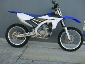2014 Yamaha YZ250F Nerang Gold Coast West Preview