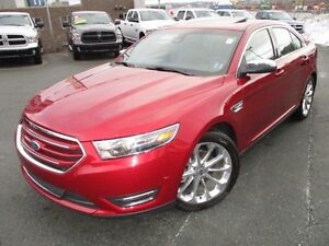 2016 Ford TAURUS Limited (MSRP ROUGHLY $50000, NOW ONLY $29980)