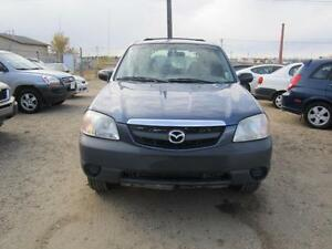 2001 Mazda Tribute SUV DX