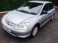 Honda Civic 1.4 - ford ka fiesta focus corsa astra jazz kia hyundai seat vw golf polo mini smart