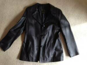 Leather Jacket - genuine leather, Australian made