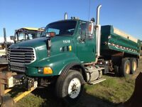 2006 Sterling T/A Gravel Truck