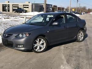 2007 MAZDA 3 GT SPORT AUTO SUNROOF SAFETY ETESTED