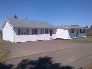 IMMACULATE COTTAGES - VIEW OF BOUCTOUCHE BAY - 9-19 DONAT ALLAIN