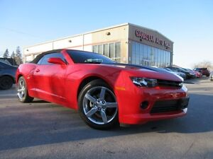 2015 Chevrolet Camaro LT1 CONVERTIBLE, ONLY 18K!