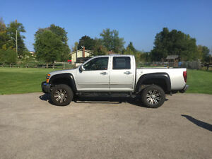 "2010 GMC Canyon SLE Pickup Truck Lifted 6"" May trade"