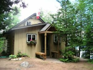 COTTAGE  AVAILABLE for  an ***AWESOME  FALL GETAWAY***