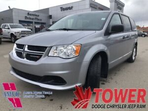 2019 Dodge Grand Caravan Canada Value Package - BLUETOOTH