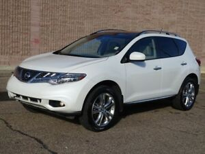 2013 Nissan Murano AWD LE Leather,  Heated Seats,  Panoramic Roo
