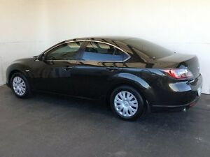 2008 Mazda 6 GH1051 Limited Black 5 Speed Sports Automatic Sedan Mount Gambier Grant Area Preview