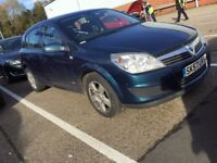 2007 VAUXHALL ASTRA 1.6 VVT 115 CLUB PETROL MANUAL 5 DOOR HATCHBACK 5 SEAT N CORSA GOLF FOCUS CIVIC