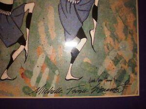 MICHELLE TSOSIE SISNEROS Southwestern Indian Art DANCING LADIES Kitchener / Waterloo Kitchener Area image 3