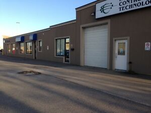 COMMERCIAL SPACE AVAILABLE DEC 1.  DIRECTLY ON QEW
