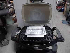 NEW WEBER BABY Q-1000...plus on a trolley Sydenham Marrickville Area Preview