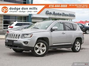 2017 Jeep Compass High Altitude Edition - 4x4 - Leather - heated
