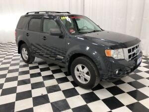 2008 Ford Escape XLT 4WD - 3.0L V6
