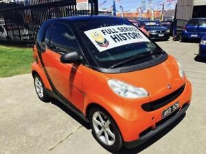 2008 Smart ForTwo 451 Coupe 5 Speed Automatic Coupe Brooklyn Brimbank Area Preview
