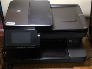HP Photosmart 7520 Wireless All-in-One Printer with Fax