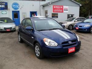 2009 Hyundai Accent Man| MUST SEE| NO ACCIDENTS| 171 KM