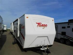 2008 30 FT PACIFIC COACHWORKS TANGO 299BHS TRAVEL TRAILER
