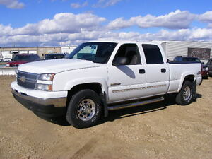 2006 Chevrolet Silverado 1500HD SLE--6.0 LITRE--SUPER CLEAN-----