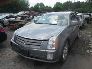 CADILLAC SRX (FOR PARTS PARTS PARTS ONLY 2004/2009)