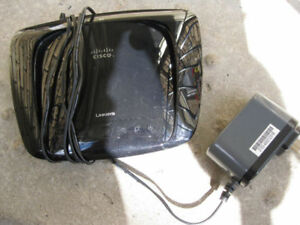Linksys Cisco wifi N - router or best offer