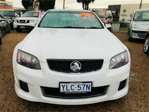 2012 Holden Commodore VE II MY12.5 SS Z Series White 6 Speed Sports Automatic Sedan Minchinbury Blacktown Area Preview