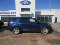2012 FORD EXPLORER XLT - LOW KM'S, GREAT PRICE!!