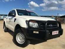 2012 Ford Ranger  White 6 Speed Automatic Garbutt Townsville City Preview